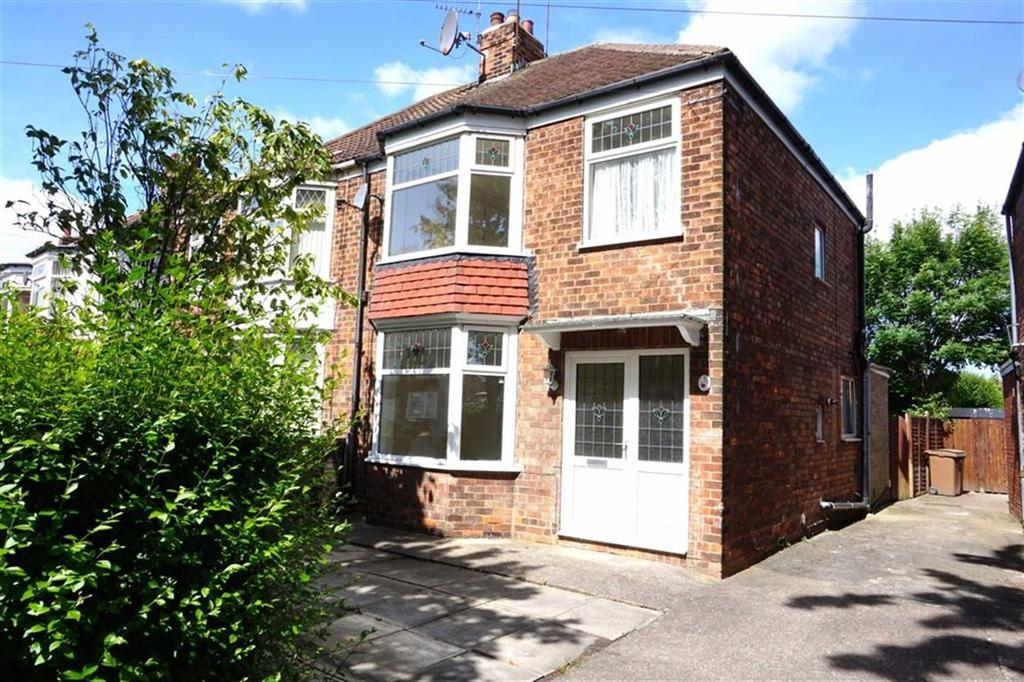3 Bedrooms Semi Detached House for sale in Buttfield Road, Hessle, Hessle, HU13
