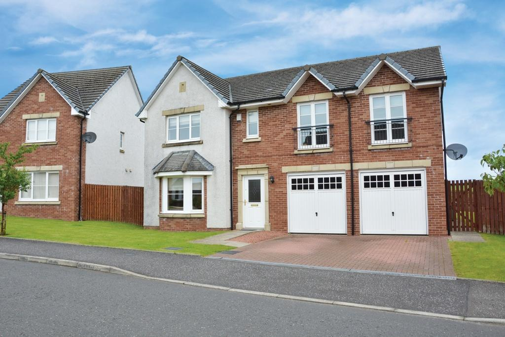 5 Bedrooms Detached Villa House for sale in 35 Fitzroy Grove, Jackton, G74 5PQ