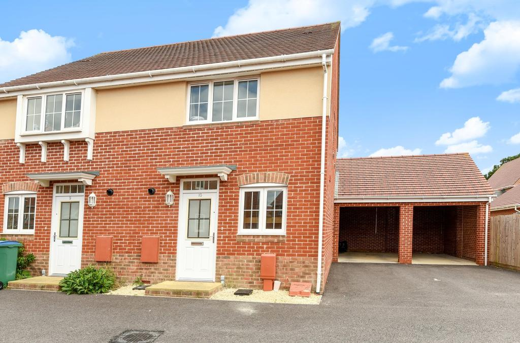 2 Bedrooms Semi Detached House for sale in Blackberry Copse, Felpham, Bognor Regis, PO22