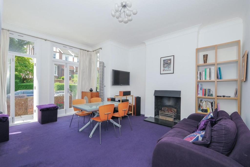 2 Bedrooms Flat for sale in Birchington Road, Crouch End