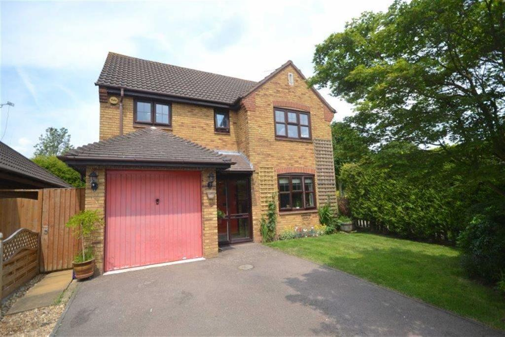 4 Bedrooms Detached House for sale in Melbourne Close, Maple Park, Nuneaton