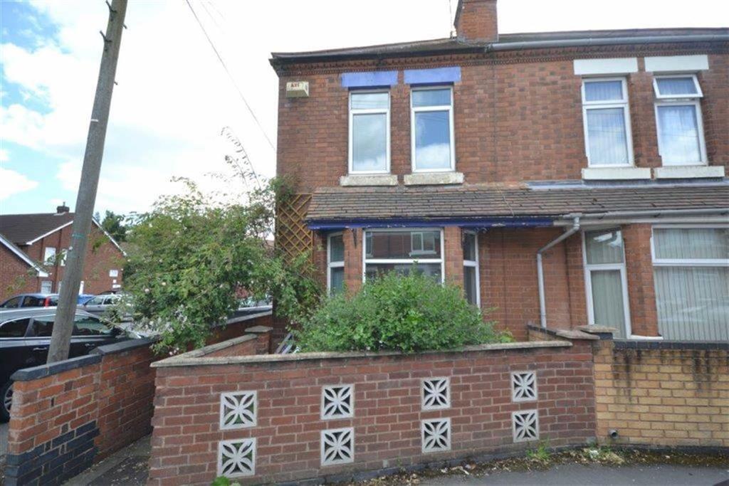 3 Bedrooms Semi Detached House for sale in Riversley Road, Nuneaton, Nuneaton