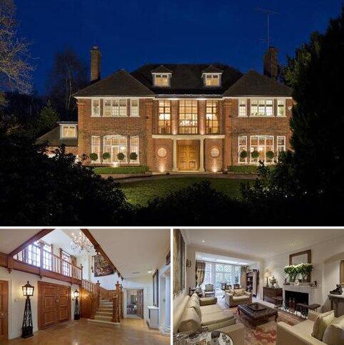 6 bedroom detached house for sale - Bracken Knoll, Courtenay Avenue, N6