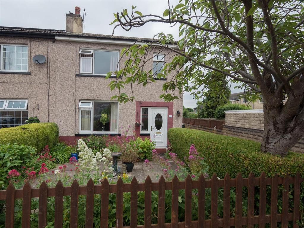 3 Bedrooms End Of Terrace House for sale in Harrogate Terrace, Bradford, BD3 0LF