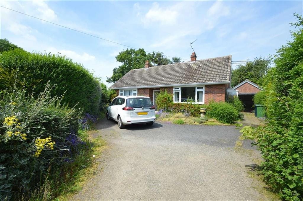 2 Bedrooms Detached Bungalow for sale in Grove Lane, Off Lyth Hill Road, Shrewsbury