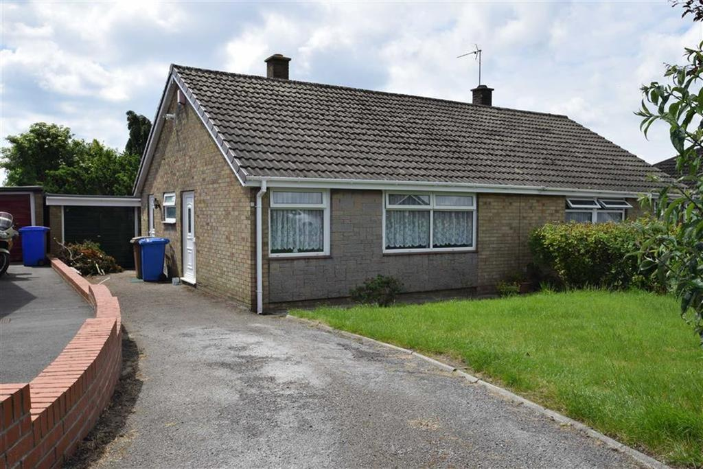 2 Bedrooms Semi Detached Bungalow for sale in Harewood Avenue, Bridlington, East Yorkshire, YO16
