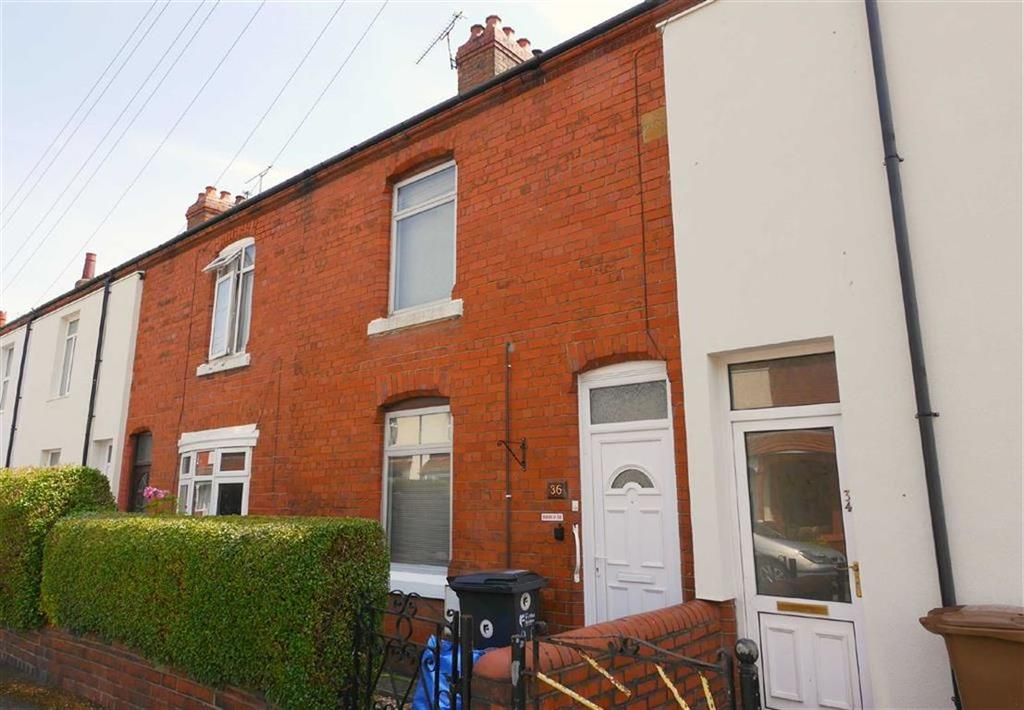 3 Bedrooms Terraced House for sale in Nelson Street, Shotton, Deeside, Flintshire