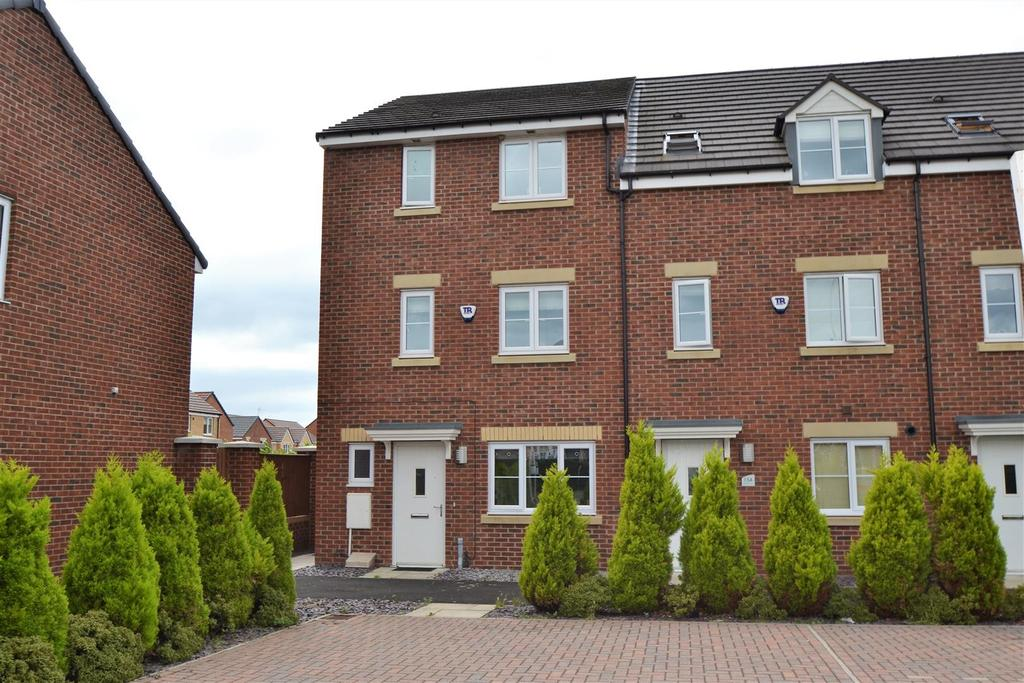 4 Bedrooms Town House for sale in Watson Park, Spennymoor