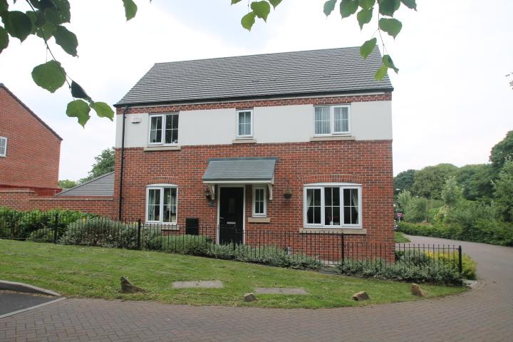 3 Bedrooms Detached House for sale in King Edmunds Street, St James Mews, Dudley, DY1