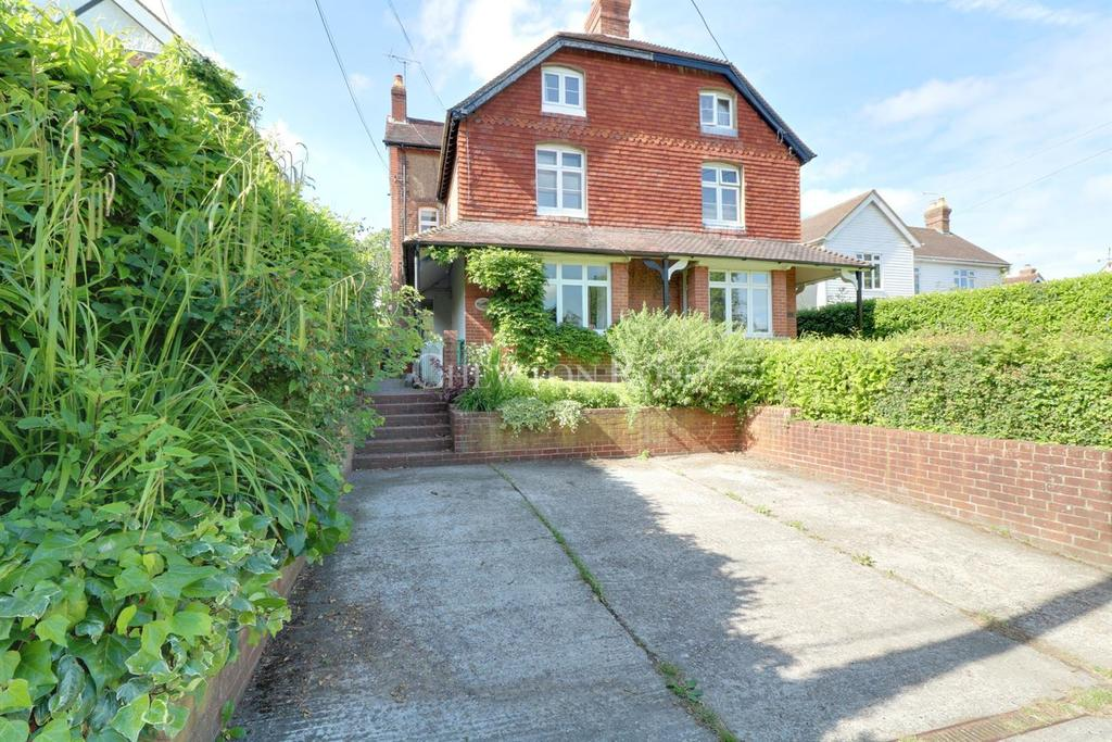 4 Bedrooms Semi Detached House for sale in High Street, Etchingham, TN19
