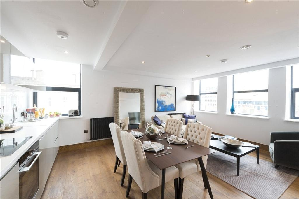 2 Bedrooms Flat for sale in Galbraith House, Great Charles Street, Birmingham, West Midlands, B3