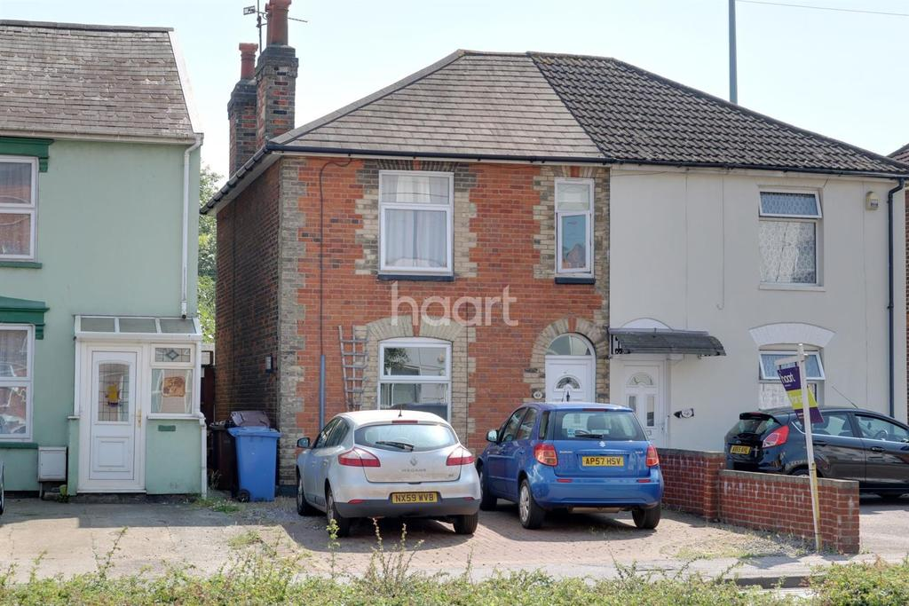 3 Bedrooms Semi Detached House for sale in Ranelagh Road, Ipswich