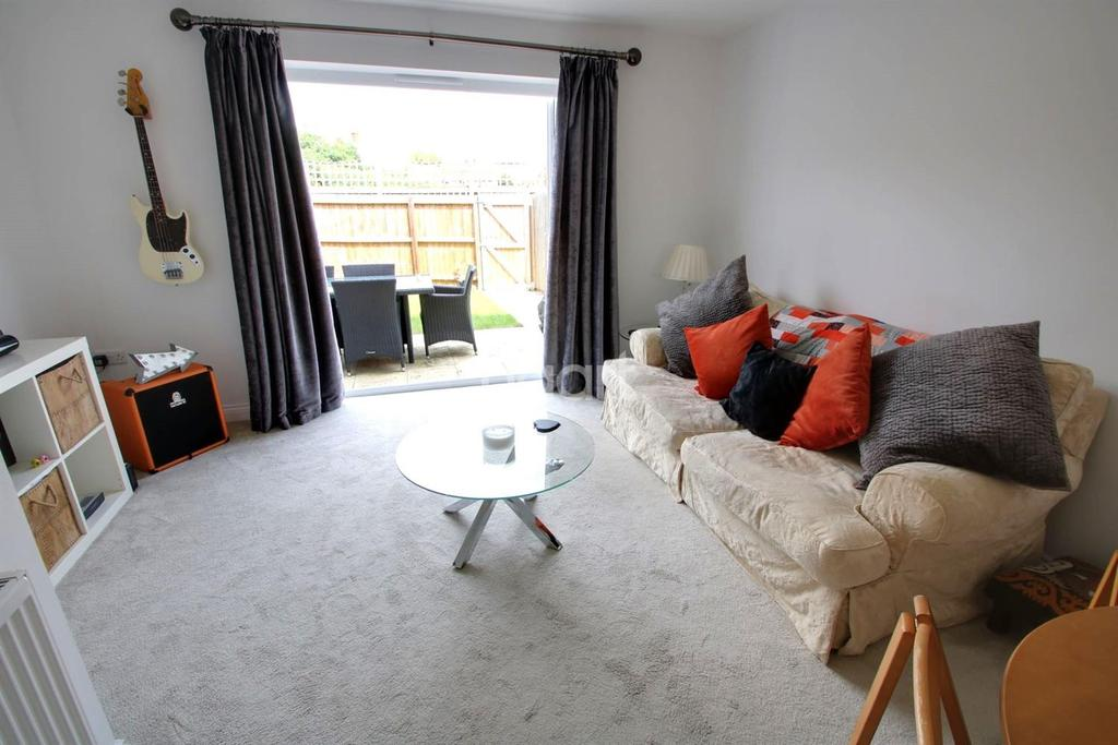 2 Bedrooms Terraced House for sale in Saxon Gardens, Blaby, Leicester