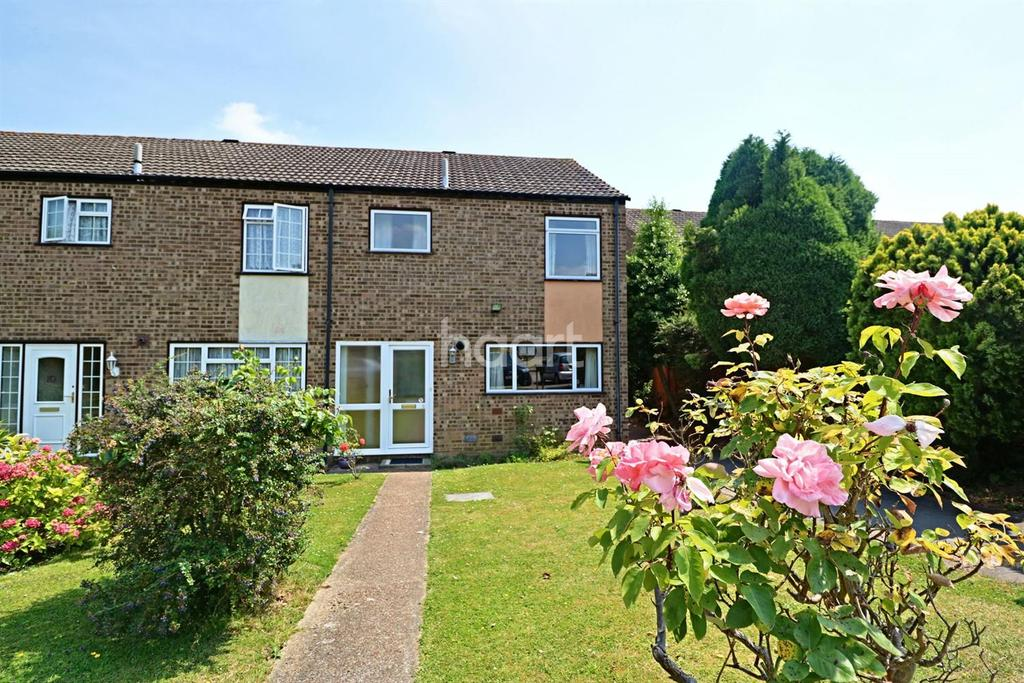 3 Bedrooms End Of Terrace House for sale in Larkspur Close, Orpington