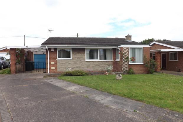 2 Bedrooms Bungalow for sale in Broadfields, Calverton, Nottingham, NG14