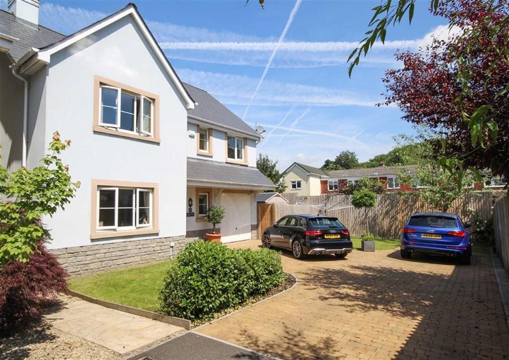 4 Bedrooms Detached House for sale in Grants Close, Cardiff