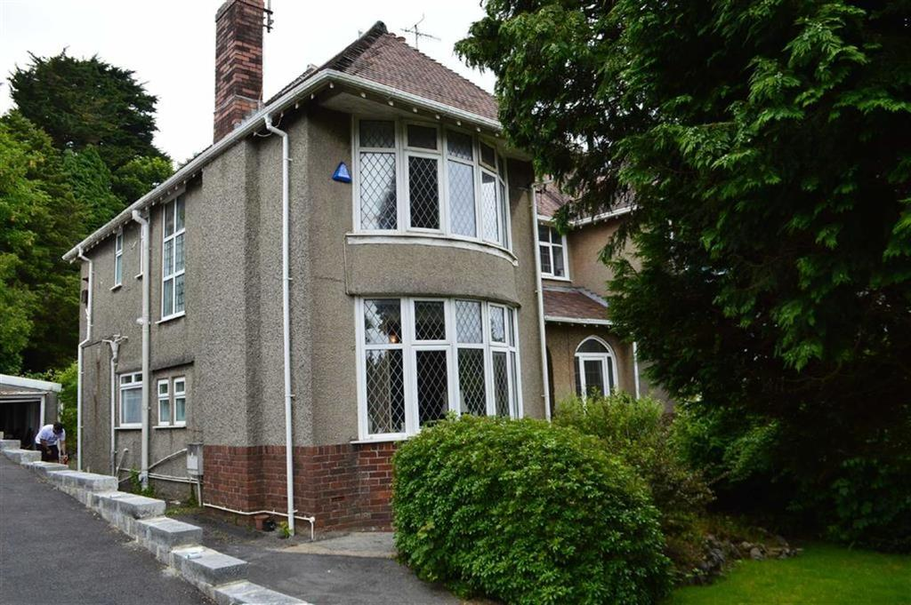 4 Bedrooms Semi Detached House for sale in Sketty Park Drive, Swansea, SA2