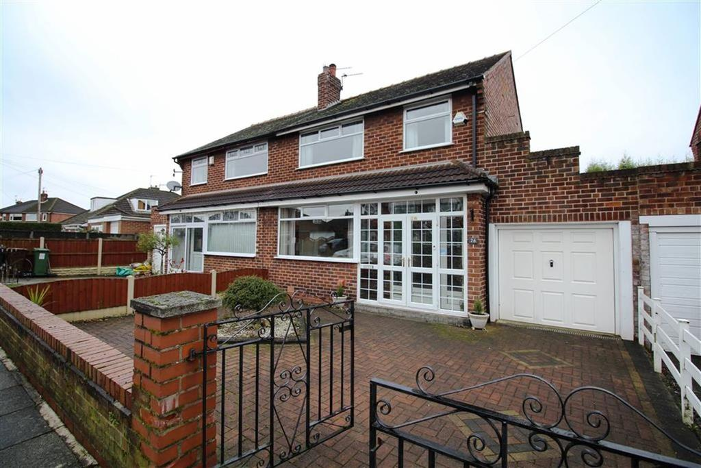 3 Bedrooms Semi Detached House for sale in Radnor Avenue, Denton, Manchester