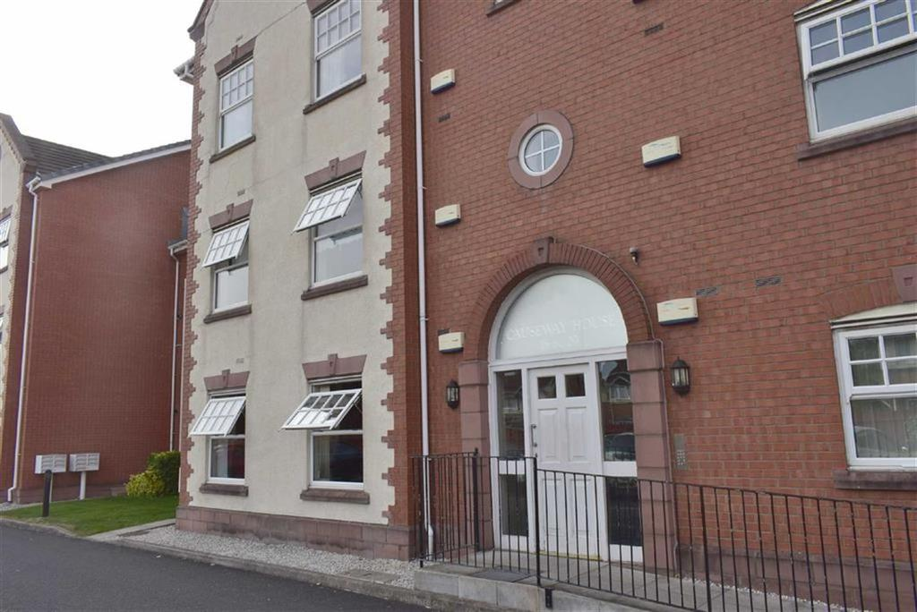 2 Bedrooms Apartment Flat for sale in Causeway House, Leasowe Road, CH46
