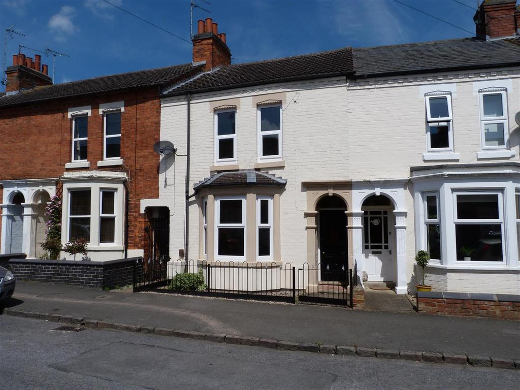 2 Bedrooms Terraced House for sale in Caxton Street, Market Harborough