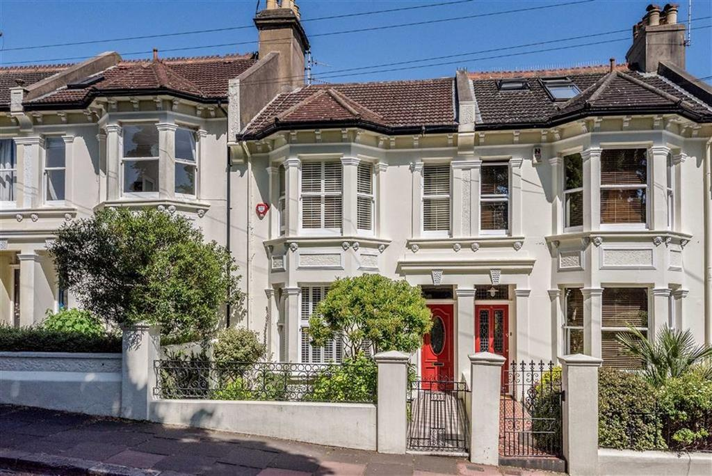 3 Bedrooms Terraced House for sale in Southdown Road, Brighton