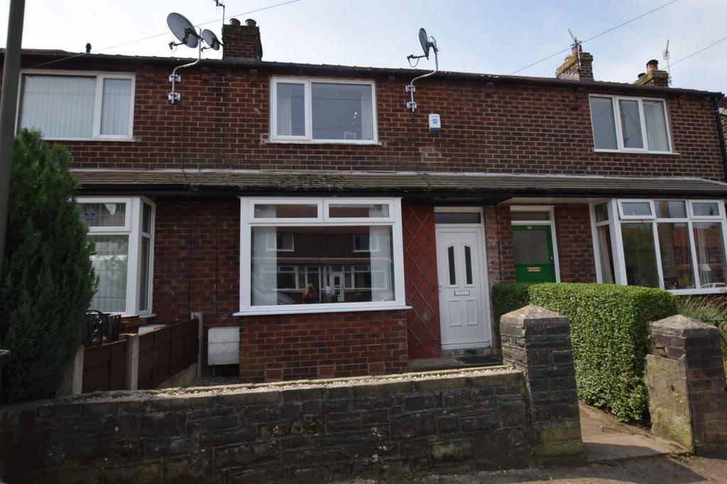 2 Bedrooms Terraced House for sale in Laneside Road, New Mills, High Peak