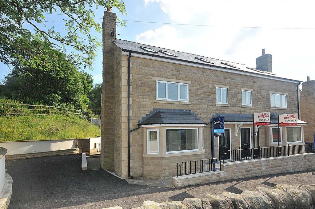 4 Bedrooms Semi Detached House for sale in Manchester Road, Buxton