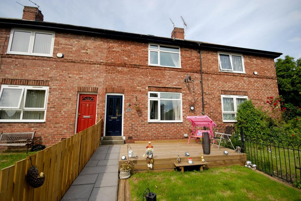 2 Bedrooms Terraced House for sale in Rutland Square, Birtley