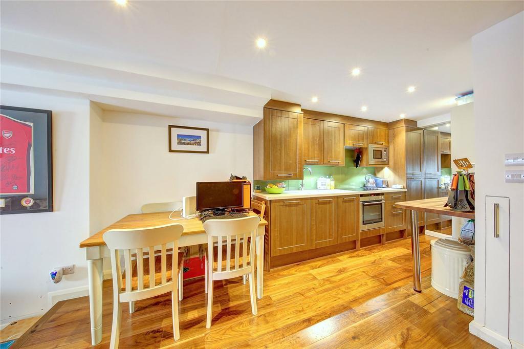 1 Bedroom Flat for sale in Kings Road, Richmond, TW10