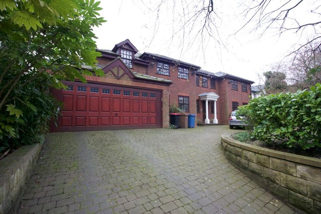 7 Bedrooms Detached House for sale in Old Hall Road