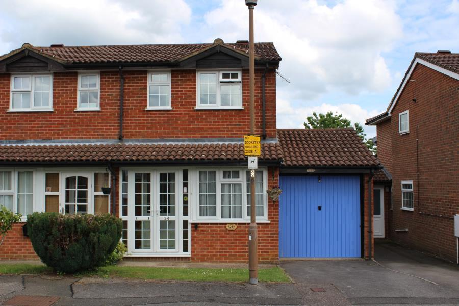 1 Bedroom Semi Detached House