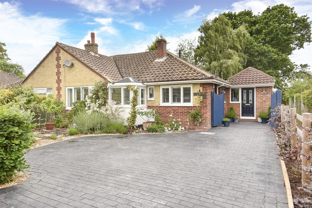 2 Bedrooms Semi Detached Bungalow for sale in Wrecclesham, Farnham, Surrey