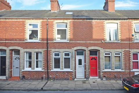 3 bedroom terraced house to rent - CURZON TERRACE, SOUTH BANK, YORK, YO23 1HA