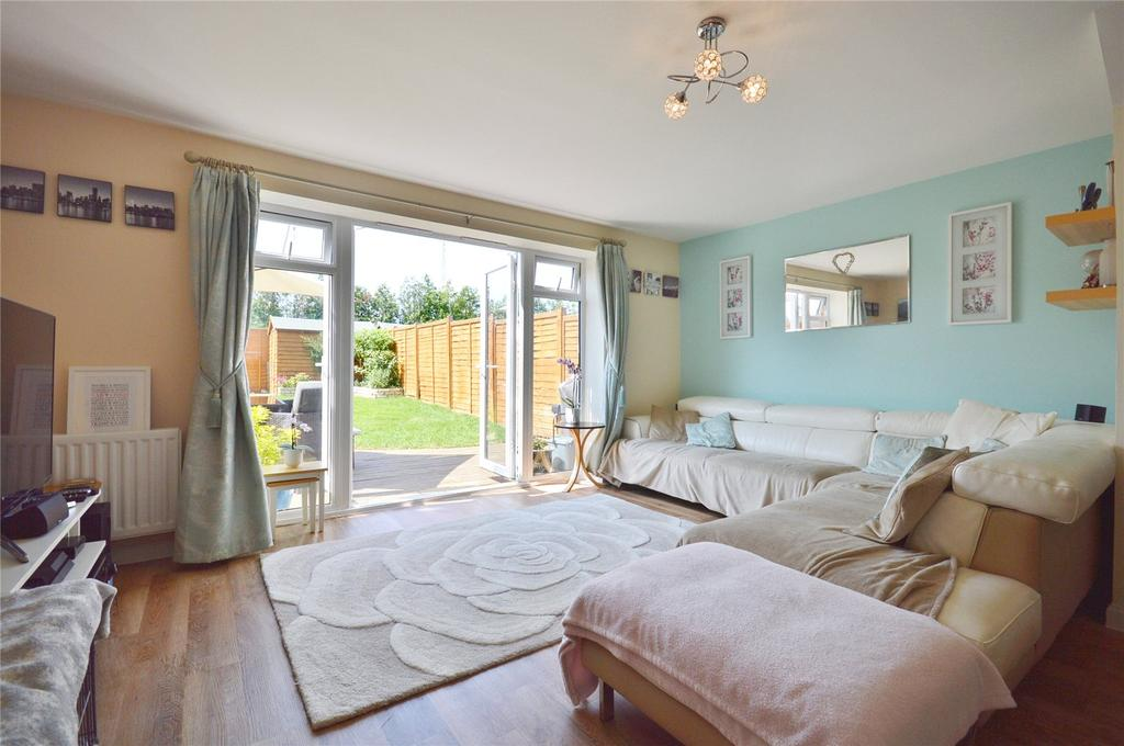 3 Bedrooms Terraced House for sale in Offord Grove, Leavesden, Watford, WD25