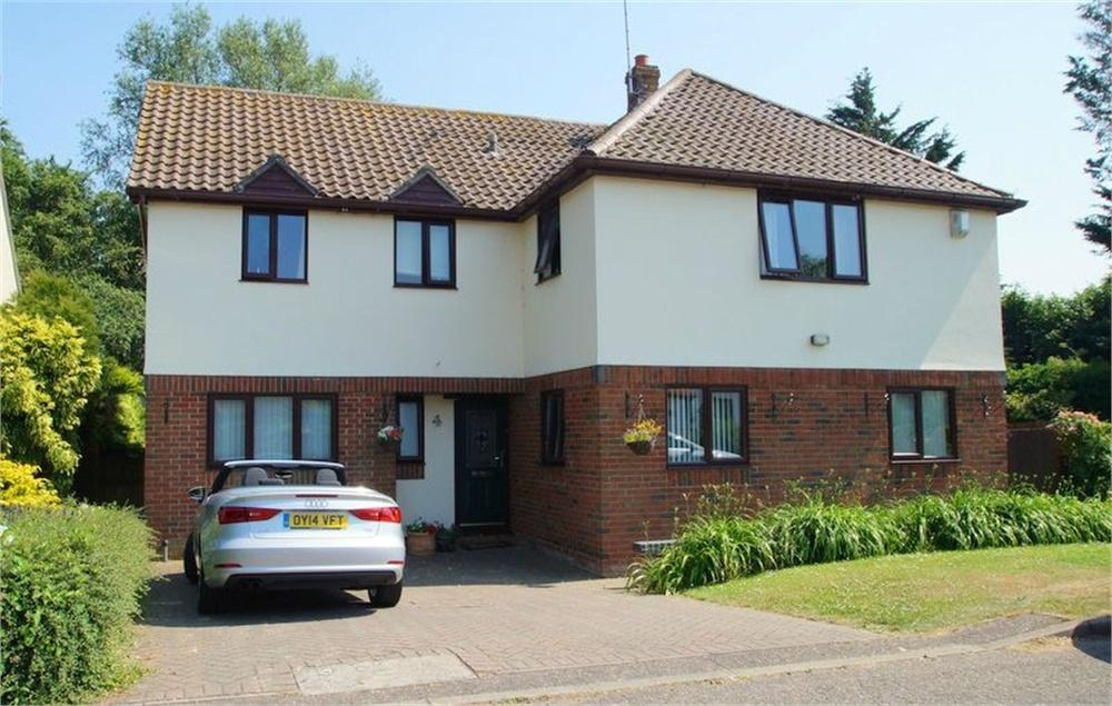 4 Bedrooms Detached House for sale in Brookvale, St Osyth, CLACTON-ON-SEA, Essex