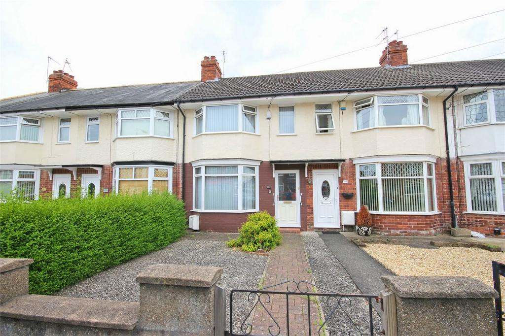 2 Bedrooms Terraced House for sale in Woodlands Road, Hull, East Riding of Yorkshire