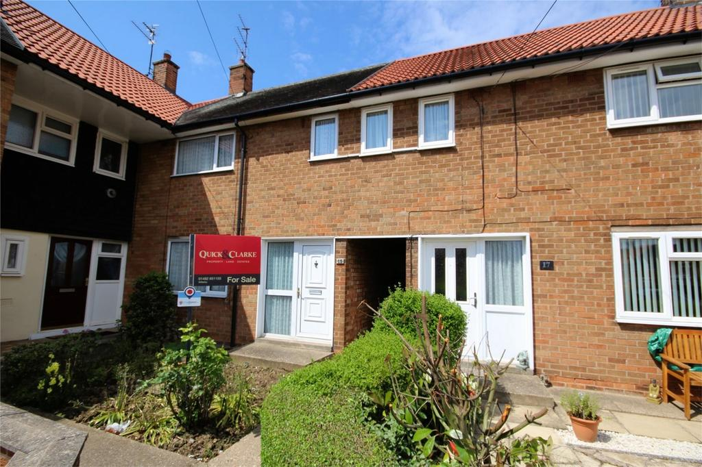 2 Bedrooms Terraced House for sale in Newsham Garth, Hull, East Riding of Yorkshire