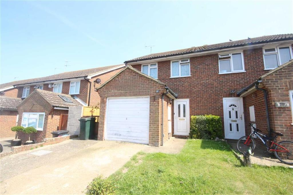 3 Bedrooms Semi Detached House for sale in Valley Road, Newhaven