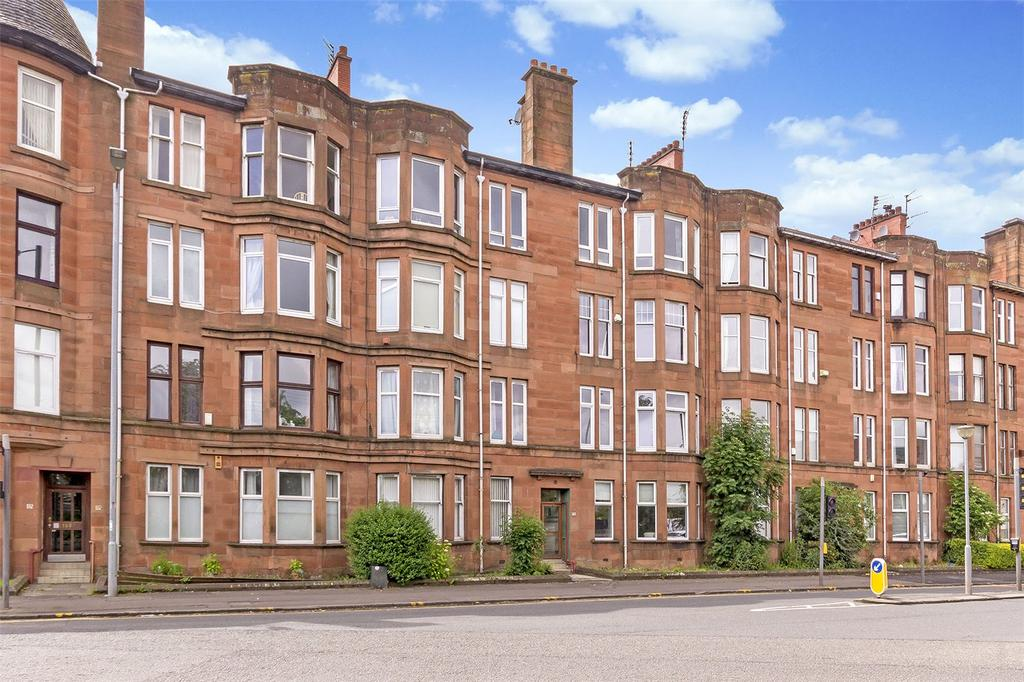 1 Bedroom Flat for sale in 0/2, 176 King's Park Road, King's Park, Glasgow, G44