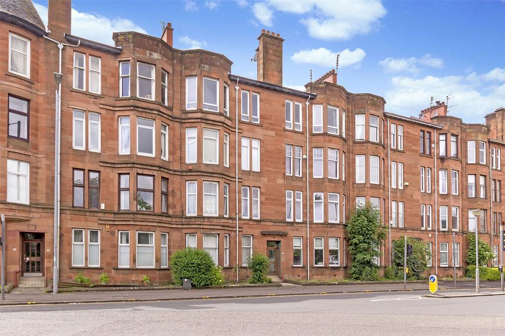1 Bedroom Flat for sale in 0/2, 176 King's Park Road, King's Park, Glasgow, G44