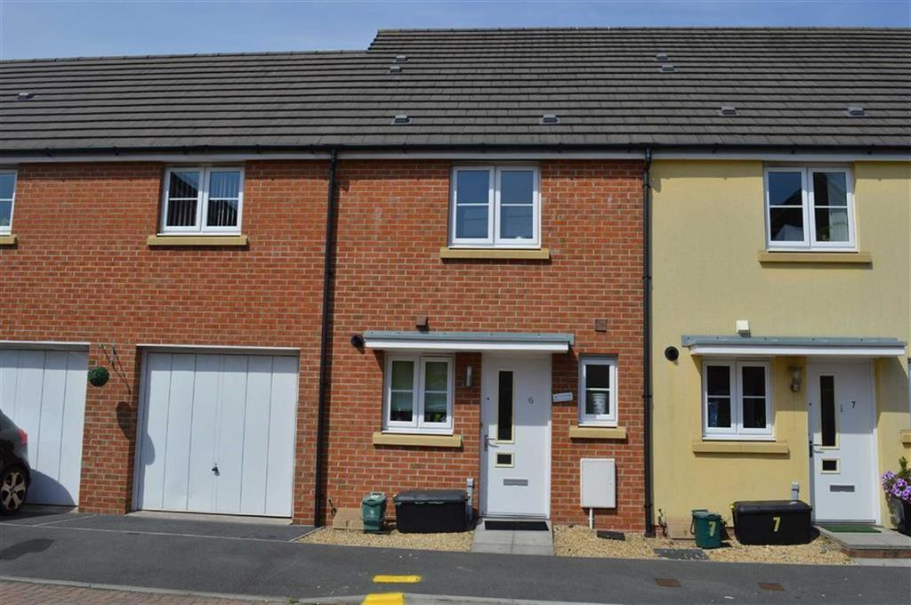 2 Bedrooms Terraced House for sale in Haynes Court, Swansea, SA1