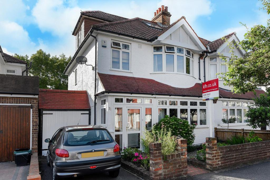 4 Bedrooms Semi Detached House for sale in Forster Road, Beckenham, BR3