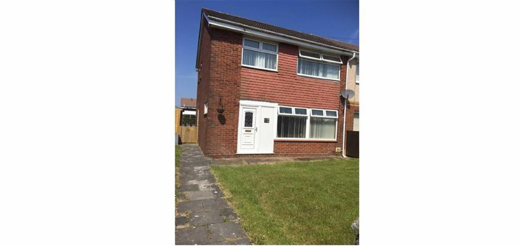 3 Bedrooms Semi Detached House for sale in Lon Einon, Swansea, SA4