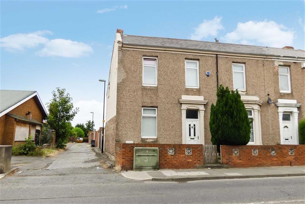 2 Bedrooms Terraced House for sale in Burn Terrace, Wallsend