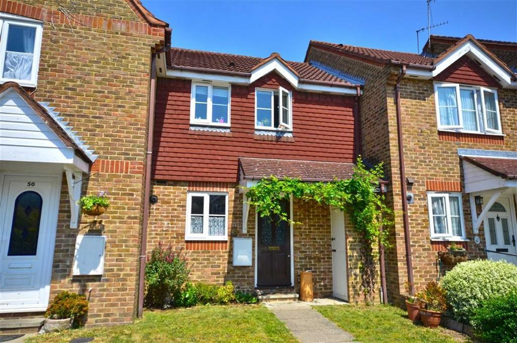 2 Bedrooms Terraced House for sale in Manor Way, Croxley Green, Hertfordshire
