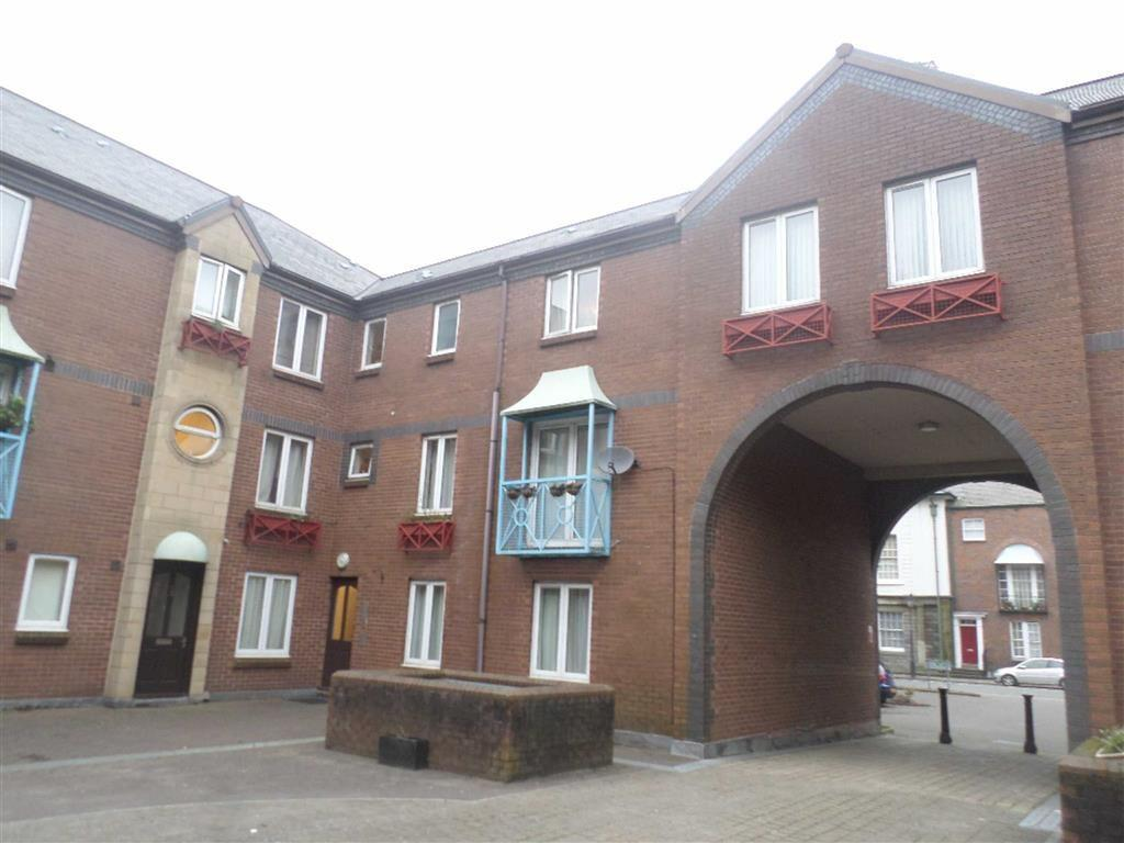 1 Bedroom Apartment Flat for sale in Monmouth House, Marina, Swansea