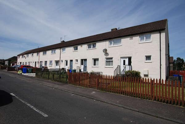 3 Bedrooms End Of Terrace House for sale in 6 Ellisland Place, Ayr, KA7 3EG