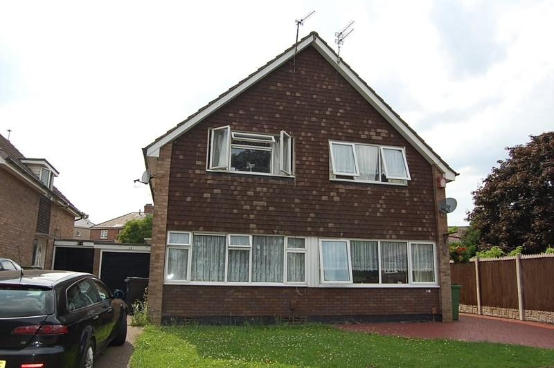 2 Bedrooms Semi Detached House for sale in Sunbury Close, Coseley