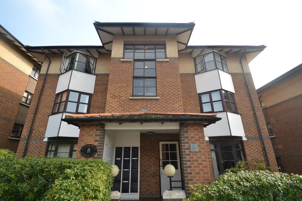 Studio Flat for sale in Celestial Gardens Lewisham SE13