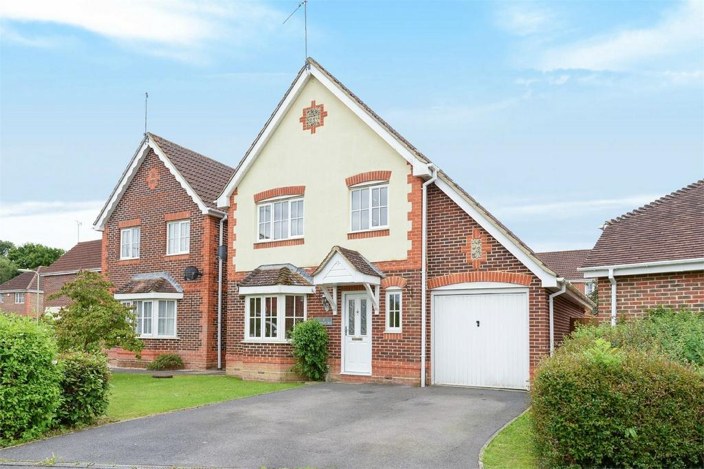 4 Bedrooms Detached House for sale in Chandler's Ford, Hampshire